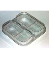 Четырехсекционный контейнер (квадратные секции) 1154