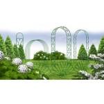 Предметы садово-огородного дизайна