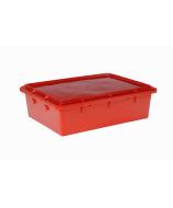 Ящик сырково-творожный №17 с крышкой 532х400х141