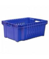 Ящик пластиковый 550х355х220 (овощной). арт.23.309.4