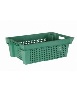 Ящик пластиковый 2Д 600х400х200. арт. 23.700.4
