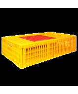 Ящик пластиковый для перевозки живой птицы 970х570х270