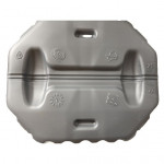 Канистра 10,8 дм3 «KS 2» серебристый металлик