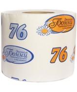 """Туалетная бумага """"Бонни"""" 76 вт 48 рул/уп"""