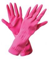 Перчатки L резиновые 240 пар/уп 12 пар/уп 804-013