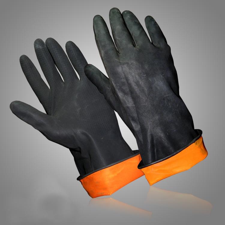 Перчатки резиновые тип КЩС -1. Перрчатки резиновые тип КЩС -2.